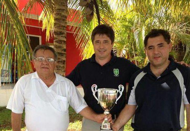 Representantes de Yucatán con miras al Final Four que se desarrollará en Cancún este fin de semana. (Milenio Novedades)