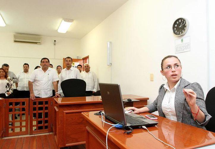 Los buenos resultados del modelo de justicia para menores infractores yucateco es tomado como modelo. (Milenio Novedades)