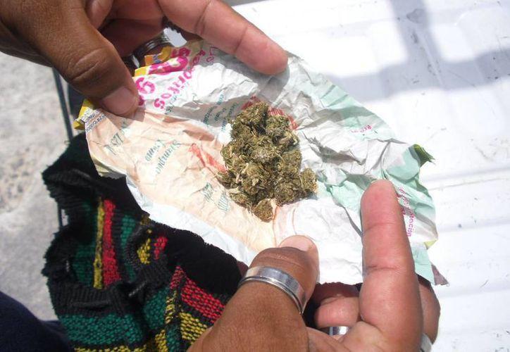 Señalan que el consumo de cannabis debe atenderse con un enfoque de salud pública. (Archivo/SIPSE)