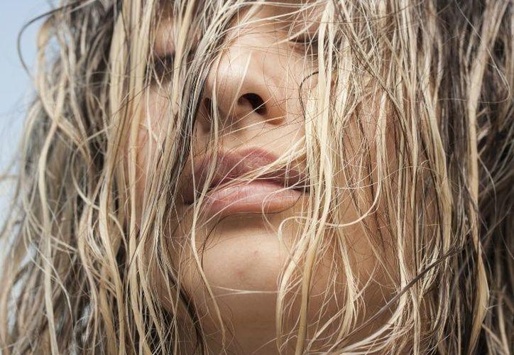 Al salir de la ducha, usa una toalla y cepilla tu cabello en repetidas ocasiones. (Foto Freepik)