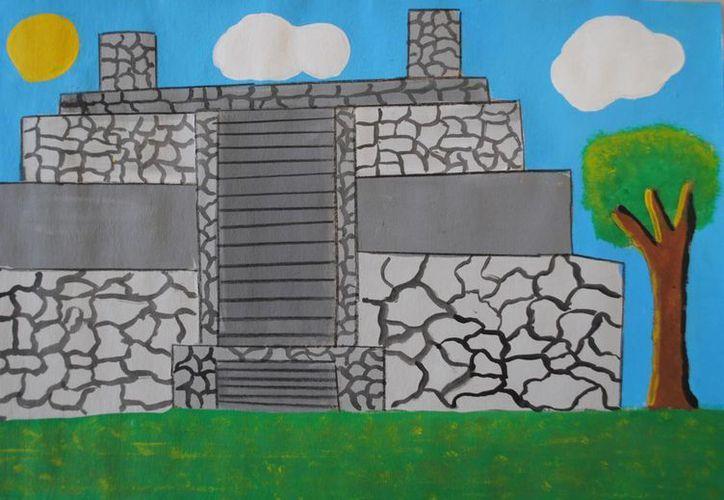 Se invita a niños de entre los 6 y los 15 años a elaborar un dibujo tamaño doble carta. (Redacción/SIPSE)