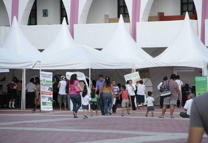 Los atrasos en el pago de los trabajadores del Ayuntamiento iniciaron durante el período del 1 al 15 de agosto. (Tomás Álvarez/SIPSE)