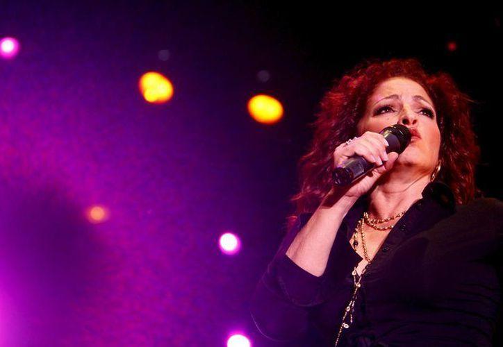 La cantante latina Gloria Estefan donó  500 mil dólares para restaurar del Estadio Marino de Miami. (EFE/Archivo)