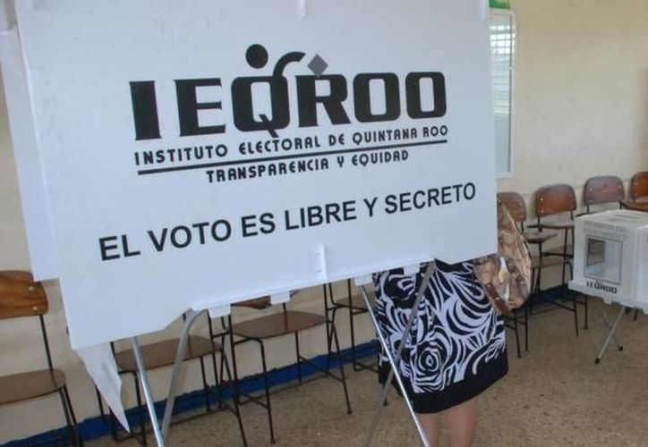 Ningún candidato o diputados federal no mostró interés en este periodo de precampañas. (Foto: Contexto/SIPSE)