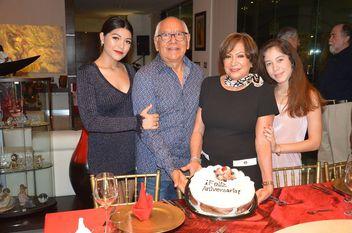46 aniversario de Antonia Abarca y Arturo Aguirre