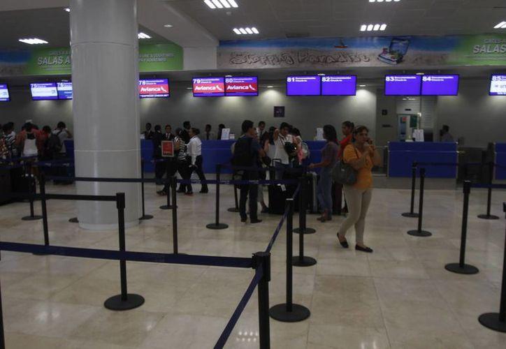 Es conveniente traer turismo venezolano porque es de alto poder adquisitivo. (Israel Leal/SIPSE)