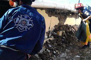 Imágenes del sismo en Guatemala