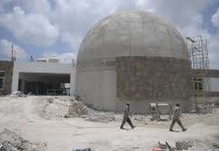 A un mes de que la construcción llegue a su fin, el planetario estrena nombre. (Foto de Contexto/Internet)