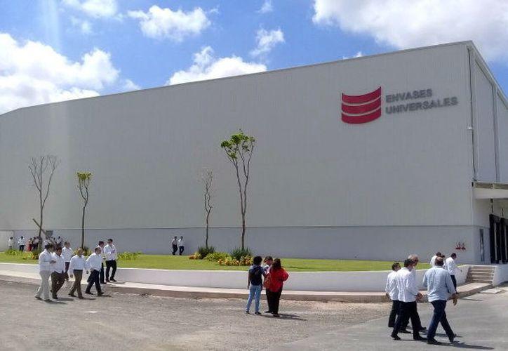 La instalación de la planta en Hunucmá se hizo en tiempo récord. (Foto: Milenio Novedades)