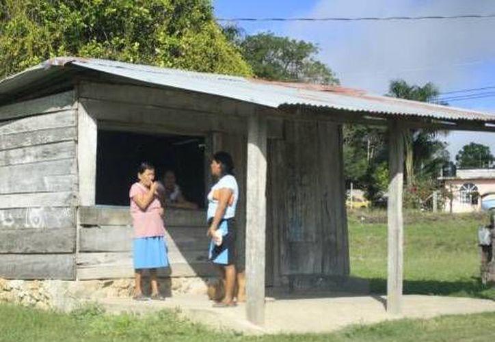 La mayoría de agresiones ocurrieron en las 36 comunidades rurales y las sufrieron mujeres con un grado de escolaridad de primaria y secundaria. (Redacción/SIPSE)