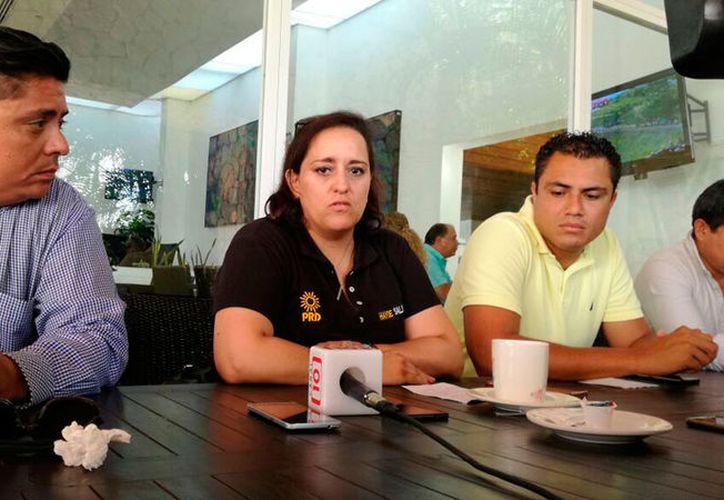 La mesa política del PRD señala que José Luis Toledo Medina va como su candidato. (Redacción/SIPSE)