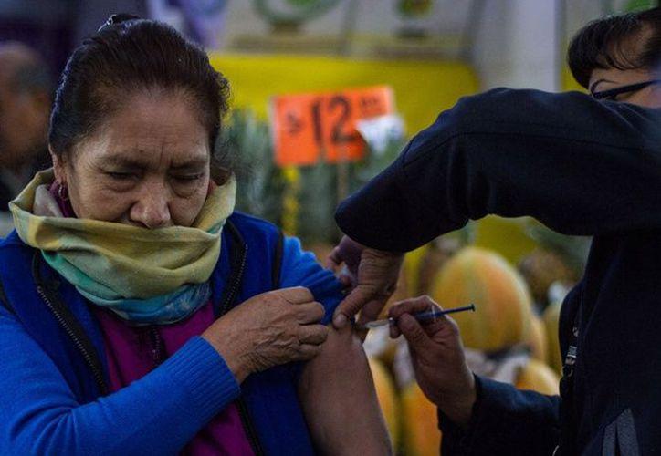 Se han registrado cuatro decesos a causa de la influenza en México. (Cuartoscuro)