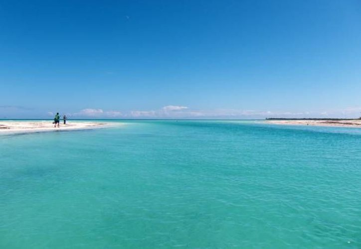 Las bellezas naturales que hay en los ecosistemas son el principal atractivo para que los turistas regresen a la entidad. (Redacción/SIPSE)