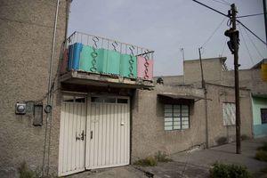 Vivienda donde fueron detenido el ex alcalde de Iguala y esposa