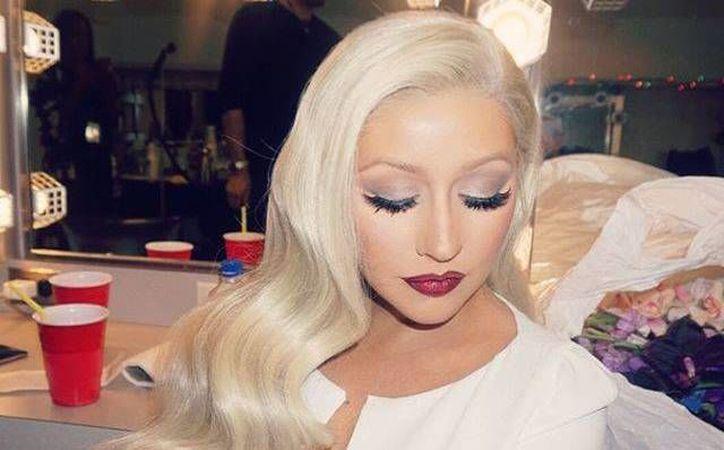 Christina Aguilera será la carta fuerte del homenaje que se realizará con localidades agotadas en el Auditorio de la Ciudad de EU.(Foto tomada de Facebook/Christina Aguilera)