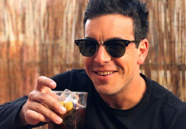 El actor tuvo un prefestejo en compañía de sus amigos en España. (Foto: Instagram/Mario Casas)