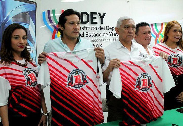 Debido a que el estadio Salvador Alvarado cumplirá 78 años, este día se dieron a conocer los eventos que se realizarán el 1 de febrero. (SIPSE)