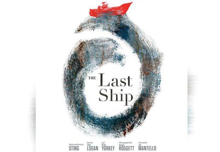 Sting voltea a sus orígenes, a su infancia y su comunidad a través de The Last Ship, montaje con el que debuta en Boradway. (Faceboo/Sting)