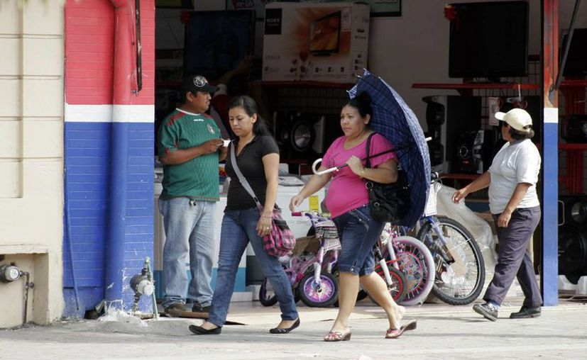 Ayer martes Felipe Carrillo Puerto registró una temperatura de 37 grados centígrados. (Redacción/SIPSE)