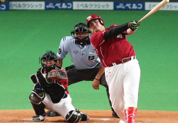El bateador fue suspendido por tomar sustancias prohibidas. (Foto: purobeisbol.mx)