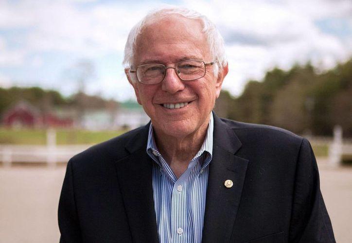 El precandidato demócrata Bernie Sanders ganó en el inicio de las elecciones primarias en Estados Unidos. (Notimex)
