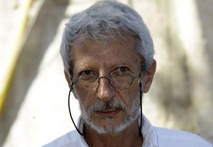 Ejecutivo estatal, Eduardo Adolfo Batllori Sampedro. (Christian Ayala/SIPSE)