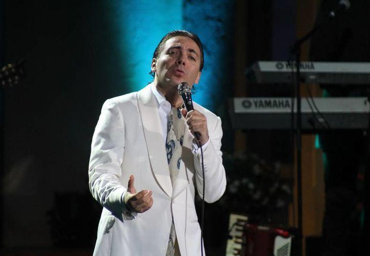 Cristian Castro ha tenido una carrera artística con altibajos sobre todo recientemente, por sus escándalos. (Foto de archivo de Notimex)
