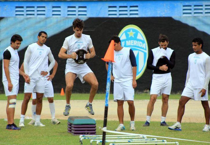 CF Mérida es octavo lugar de la clasificación general, a un punto de la zona de liguilla.  (Milenio Novedades)