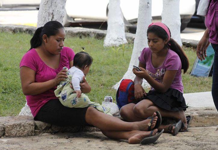 La cruzada contra el hambre pretende garantizar una alimentación adecuada a la población en pobreza extrema y carencia alimentaria. (Archivo/SIPSE)