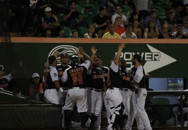 En la cueva existe la confianza en regresar de León con el boleto a la final sureña. (Foto: Milenio Novedades)