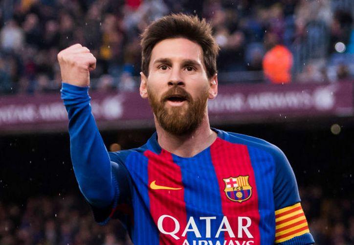 El astro del Barcelona desea ganar la próxima Copa del Mundo. (Contexto)