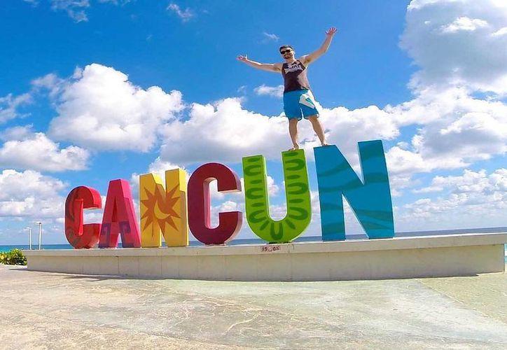 Cancún fue el primer destino de Q. Roo en tener un parador fotográfico. (Contexto/Internet)