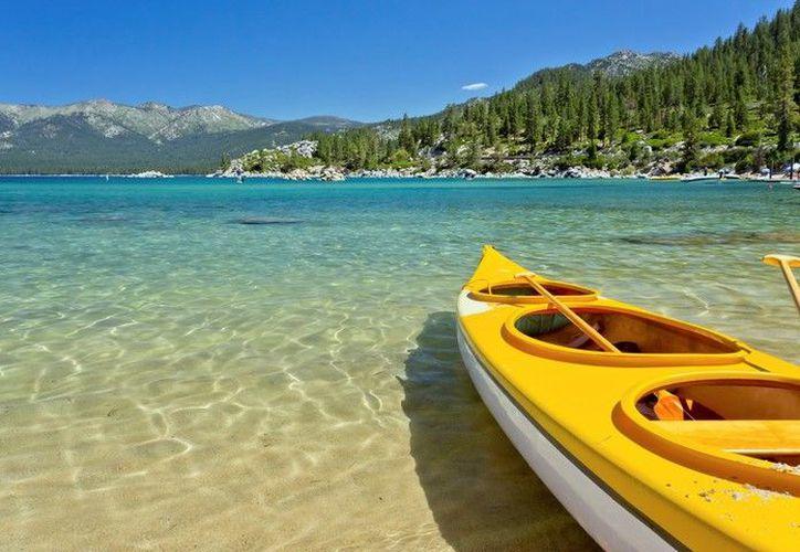 El lugar para disfrutar de este sitio natural podría ser el parque estatal Emerald Bay. (Contexto/Internet)