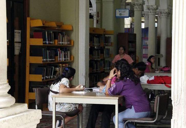 """Hoy dará inicio el programa """"Mis vacaciones en la biblioteca"""". (SIPSE)"""