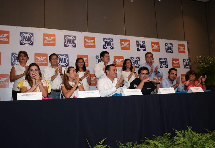 Renán Barrera sería alcalde de Mérida por segunda ocasión.  (Foto: Jorge Acosta/Milenio Novedades)