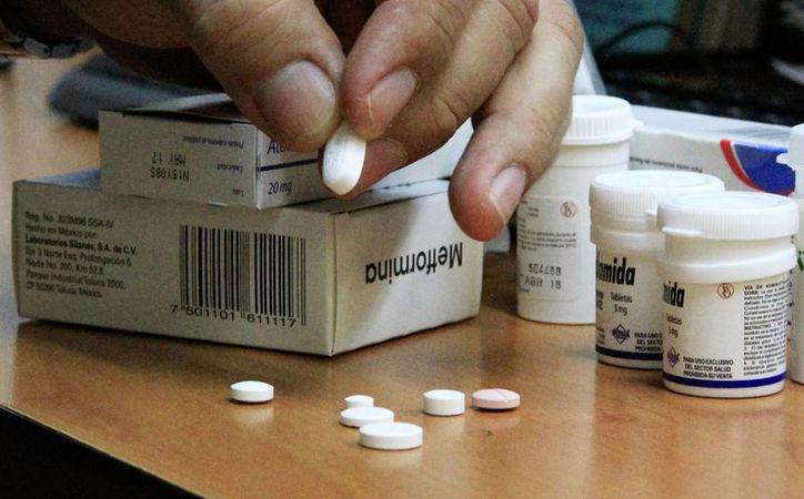 La Secretaría de Salud de Quintana Roo tiene desabasto del 60% de los medicamentos con los que debe contar. (Carlos Horta/SIPSE)