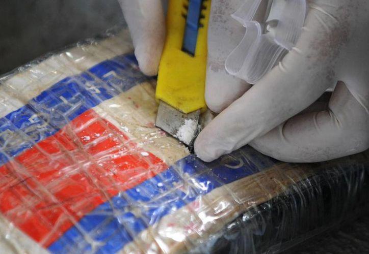 Durante el 2013, Venezuela decomisó 46.8 toneladas de drogas. (Archivo/EFE)