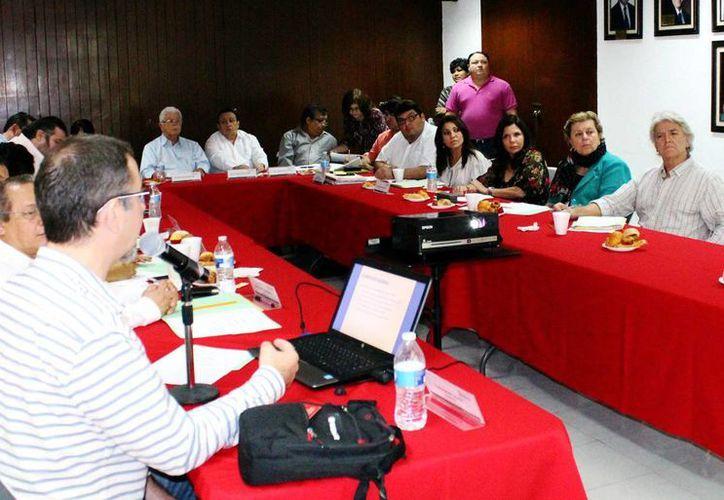 Ayer se integró el Comité de Seguimiento del Programa de Apoyo a la Infraestructura Cultural de los Estados, en Mérida. (Milenio Novedades)