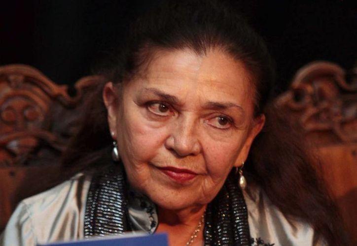 De acuerdo con la Uady, el 13 de septiembre será la ceremonia de entrega de la medalla Eligio Ancona a la escritora  Sara Poot. (Notimex)