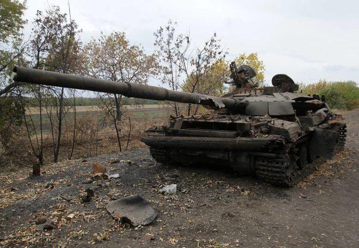 Aseguran que la cantidad de muertos por el conflicto ucraniano podría ser mayor. (AP)