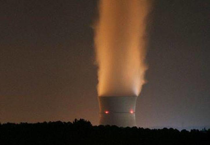 El incendio en la planta nuclear de Russelville, Arkansas, ya fue controlado por los bomberos. (Foto: agencia rt.com)