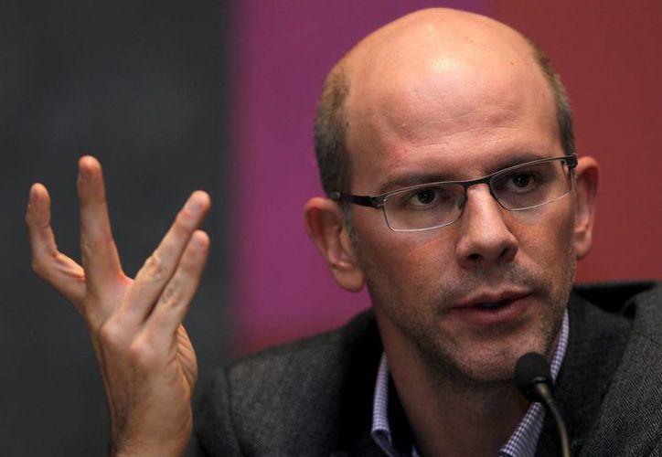 Alejandro Santos, director de Semana, sostuvo que el ataque contra Calderón se produjo la noche del miércoles. (Archivo/EFE)