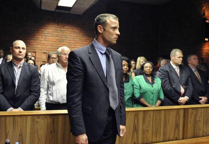 Pistorius apeló este jueves en contra de la limitación de su visita a su residencia. (Agencias/Archivo)