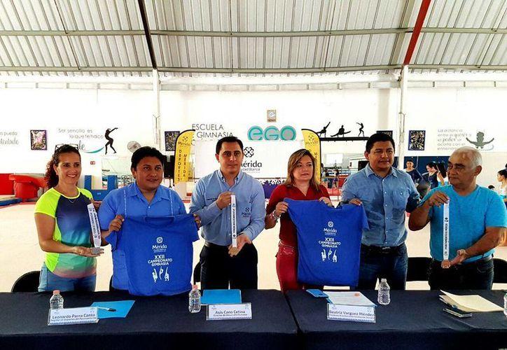 El Campeonato Municipal de Gimnasia, que inicia hoy en Mérida, reunirá a 250 deportistas de cinco estados. (SIPSE)