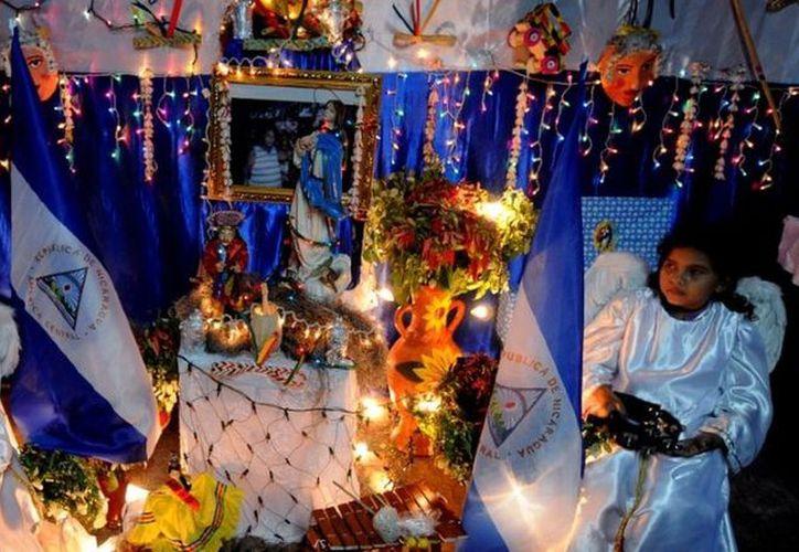 El 8 de diciembre, la Iglesia católica celebra la Inmaculada Concepción con misas, procesiones y grupos musicales en todo el país. (teinteresa.es)