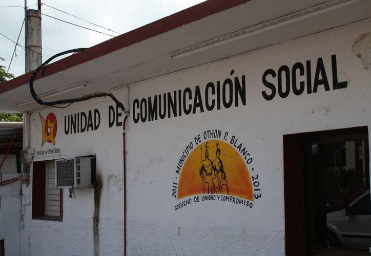 La Unidad de Comunicación Social del ayuntamiento de Othón P. Blanco, comenzó a detener la  difusión informativa de acciones y programas sociales. (Redacción/SIPSE)