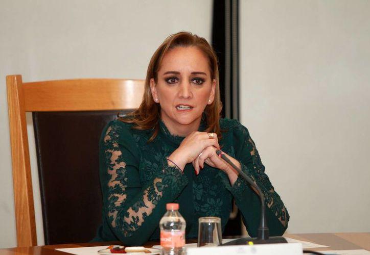 Claudia Ruiz Massieu, titular de Relaciones Exteriores, dijo que México buscará mantener una relación cordial con el nuevo gobierno de Estados Unidos. (Archivo/Notimex)