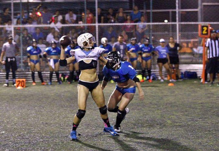 Con la victoria de la selección del Norte finaliza la temporada 2016. (Raúl Caballero/SIPSE)