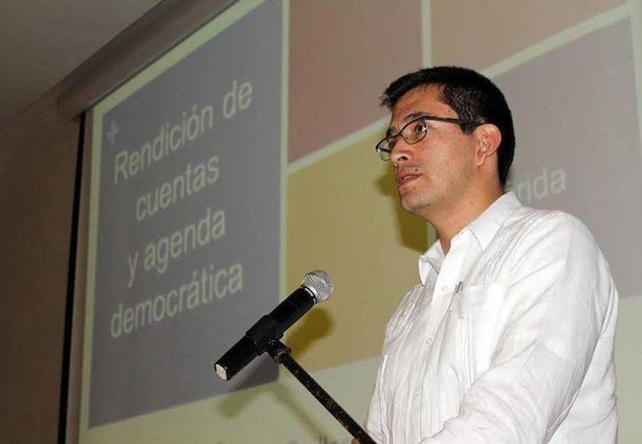 Guillermo Cejudo Ramírez ve a Yucatán con amplias posibilidades de consolidar una cultura de transparencia y rendición de cuentas.