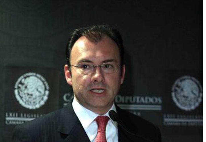 """De ser aprobado, el paquete económico """"representará un elemento de fortaleza para conservar la estabilidad"""". (Reforma)"""